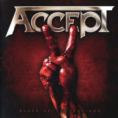ACCEPT - Blood Of The Nations CD Heavy Metal