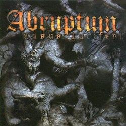 ABRUPTUM - Casus Luciferi CD Dark Ambient