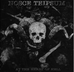 NOSCE TEIPSUM - At the heart of Hell CD Black Metal