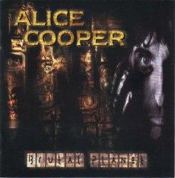 ALICE COOPER - Brutal Planet CD Hard Rock