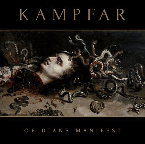 KAMPFAR - Ofidians Manifest CD Pagan Metal