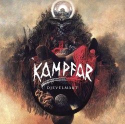 KAMPFAR - Djevelmakt CD Pagan Metal