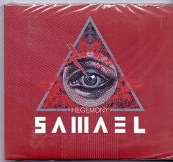 SAMAEL - Hegemony Digi-CD Industrial Metal