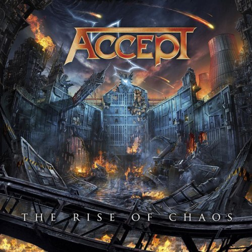 ACCEPT - The Rise Of Chaos Digi-CD Heavy Metal