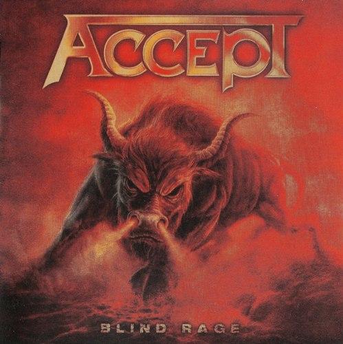 ACCEPT - Blind Rage CD Heavy Metal