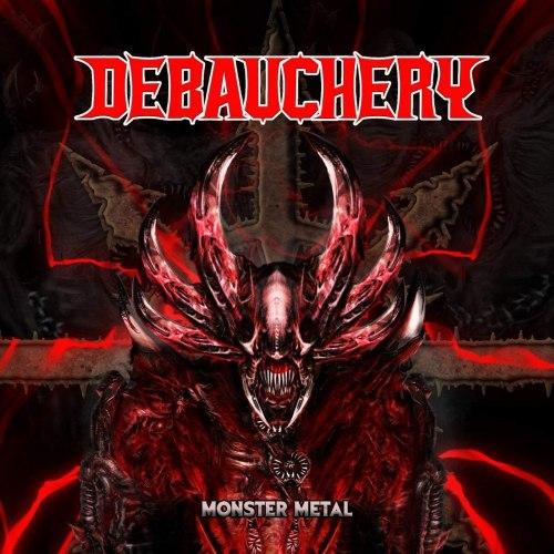 DEBAUCHERY - Monster Metal Digi-2CD Death'n'Roll