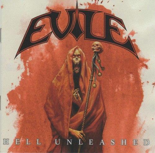 EVILE - Hell Unleashed CD Thrash Metal