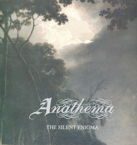 ANATHEMA - The Silent Enigma Digi-CD Dark Rock