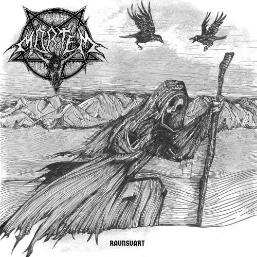 MORTEM - Ravnsvart Digi-CD Death Metal