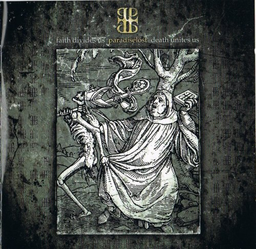 PARADISE LOST - Faith Divides Us - Death Unites Us Digi-CD Death Doom Metal