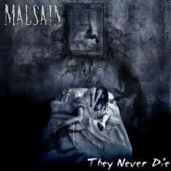 MALSAIN - They Never Die CD Dark Metal