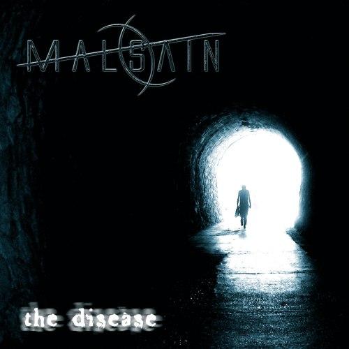 MALSAIN - The Disease CD Dark Metal