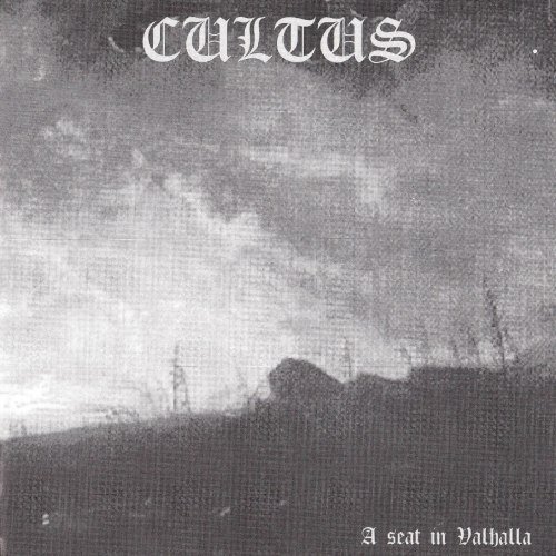 CULTUS - A Seat In Valhalla CD Pagan Metal