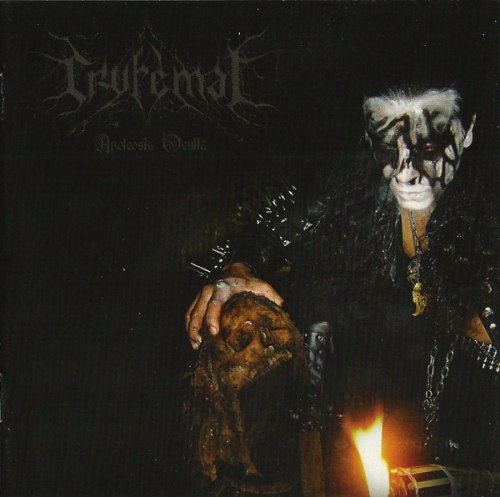 CRYFEMAL - Apoteosis Oculta CD Black Metal