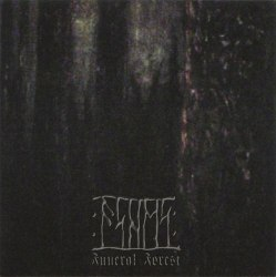 ASHES - Funeral Forest CD Blackened Metal