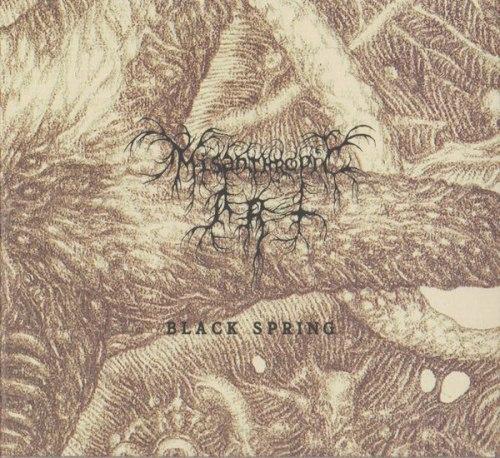 MISANTHROPIC ART - Black Spring Digi-CD Blackened Metal