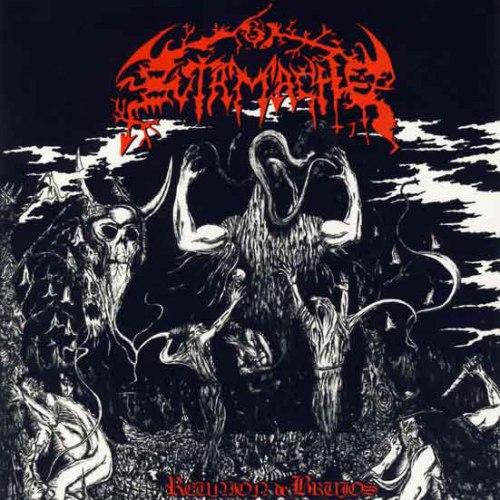 BUTAMACHO - Reunion De Brujos CD Death Metal