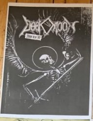 DARK MOON #10 Журнал Metal
