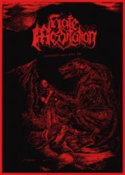 HATE MEDITATION #1 Журнал Metal