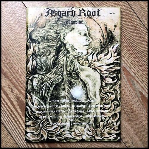 ASGARD ROOT #2 Журнал Metal