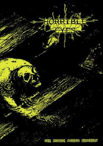 HORRIBLE EYES #4 Журнал Metal
