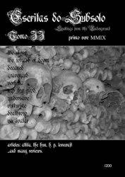 ESCRITAS DO SUBSOLO #2 Журнал Metal