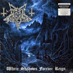 DARK FUNERAL - Where Shadows Forever Reign LP Black Metal