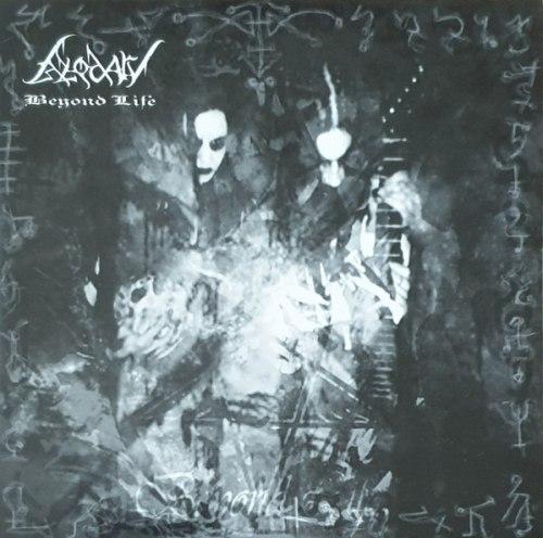 """BLODARV - Beyond Life 7""""EP Black Metal"""