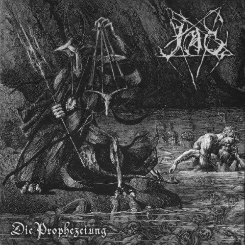 """IAD - Die Prophezeiung 7""""EP Black Metal"""