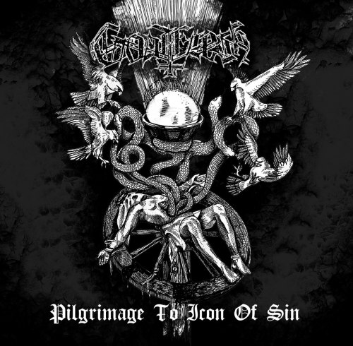 GOATFLESH - Pilgrimage to Icon of Sin Digi-CD Black Death Metal
