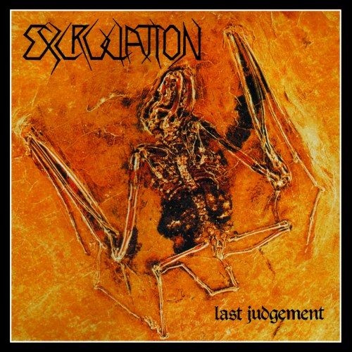 EXCRUCIATION - Last Judgement CD Death Doom Thrash Metal