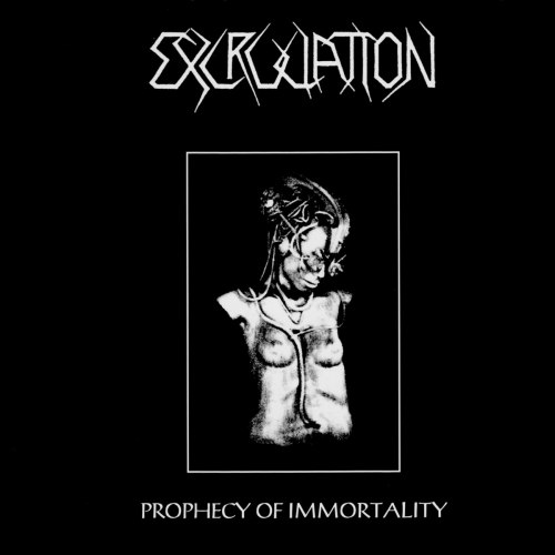 EXCRUCIATION - Prophecy Of Immortality 2CD Death Doom Thrash Metal