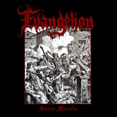 EVANGELION - Sacro Macello Digi-MCD Blackened Doom Metal