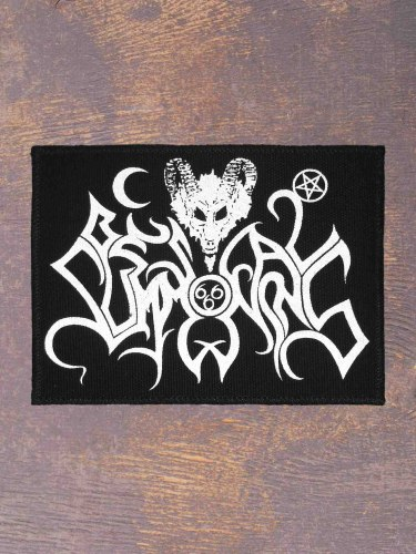 BESTIAL SUMMONING - Logo Нашивка Black Metal