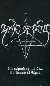 STAKE OF GOD - Cumshooting Inside... The House Of Christ Tape Black Metal