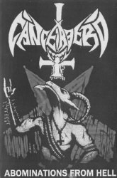 CANCERBERO - Abominations From Hell Tape Death Metal