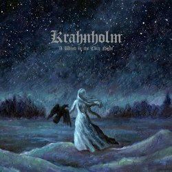 KRAHNHOM - A Wind in the Cold Night CD Atmospheric Metal