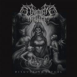 OPHIDIAN MALICE - Disgusting Ritual CD Blackened Metal