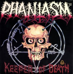PHANTASM - Keeper Of Death LP Thrash Death Metal