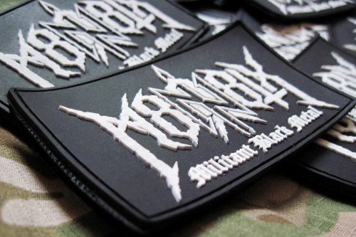 М8Л8ТХ - Militant Black Metal Нашивка NS Metal