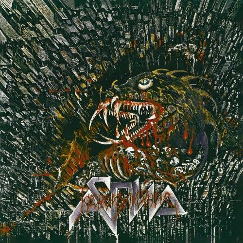 АСПИД - Кровоизлияние CD Progressive Thrash Metal