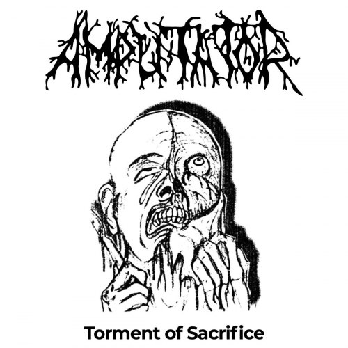 AMPUTATOR - Torment of Sacrifice MCD Death Metal