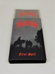 GEHENNA - First Spell Tape Black Metal