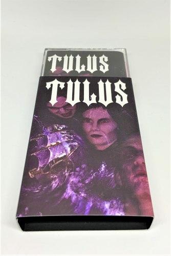 TULUS - Mysterion Tape Black Metal