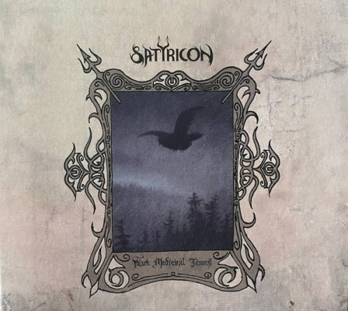 SATYRICON - Dark Medieval Times Digi-CD Black Metal