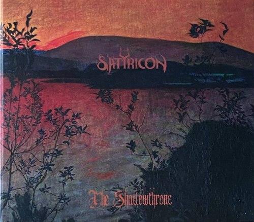 SATYRICON - The Shadowthrone Digi-CD Black Metal