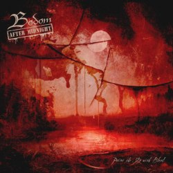 BODOM AFTER MIDNIGHT - Paint The Sky With Blood Digi-CD MDM