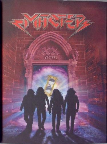 МАСТЕР - XX Лет A5 Digi-2CD+2DVD Heavy Metal