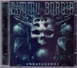 DIMMU BORGIR - Abrahadabra CD Symphonic Metal