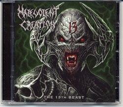 MALEVOLENT CREATION - The 13th Beast CD Death Metal